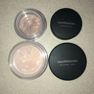 NEW bareMinerals Concealer and Mineral Veil